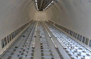 A300 Mechanical Cargo Handling