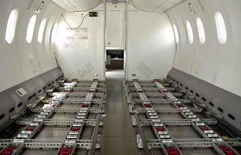 DASH-8 Mechanical Cargo Handling