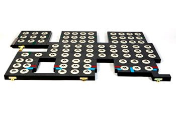Military Air Transport Cargo Product Ball Mats